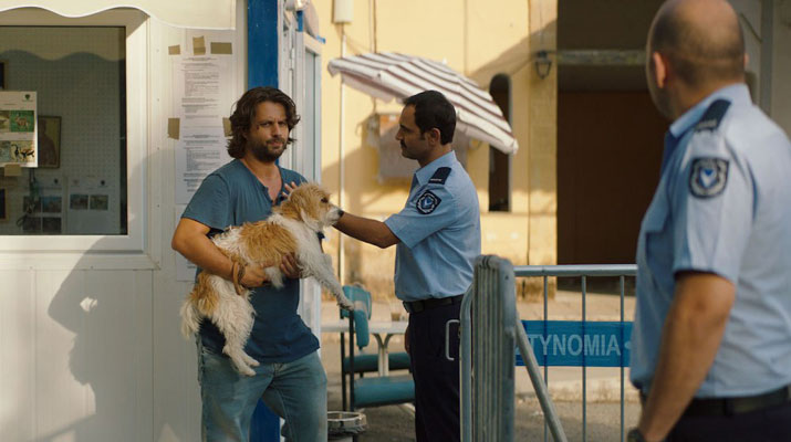 Smuggling Hendrix auf der Griechischen Filmwoche München