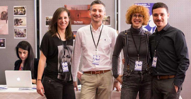 Griechische Filmwoche München Team Cinephile Gasteig Vorstellung Kino
